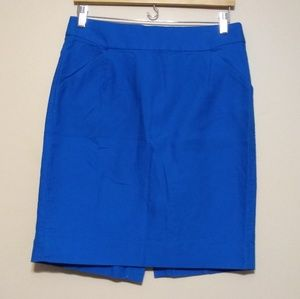 """J. Crew """"the pencil skirt"""" size 8"""